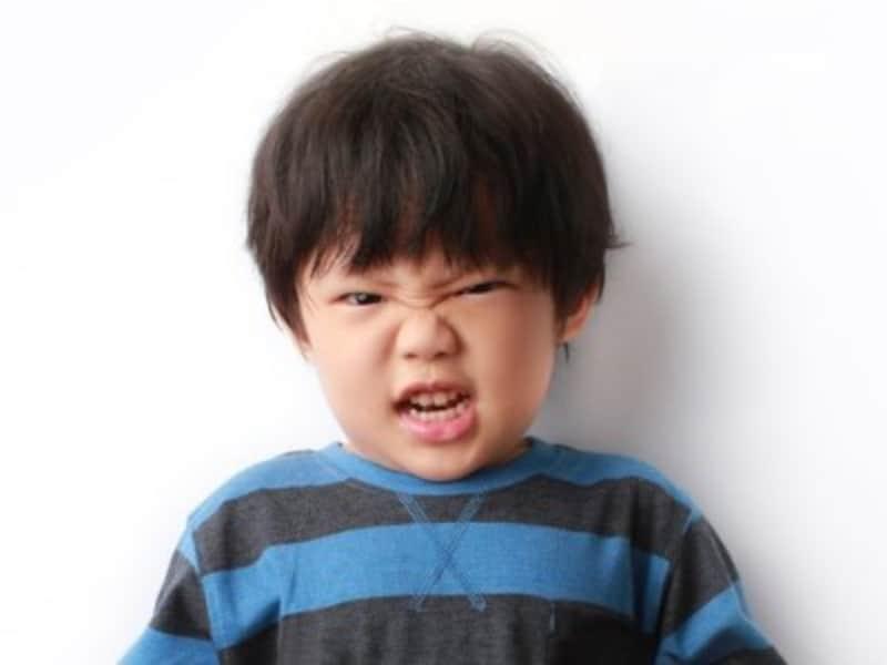 キレる子供、思い通りにならないとすぐ怒る子の心理と対応法 [子供の ...