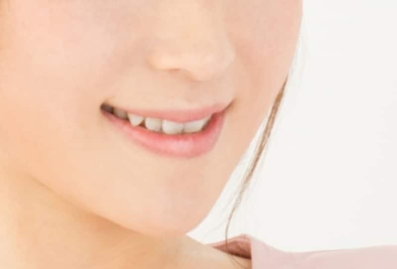 大人の色気は唇で演出!!