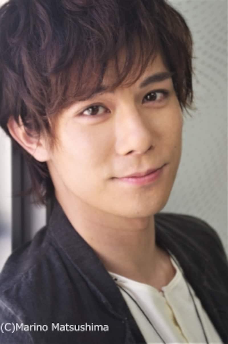 柿澤勇人undefined神奈川県出身。2007年に劇団四季に入団、『ライオンキング』『春のめざめ』等で主演を務めた後退団、『スリル・ミー』『海辺のカフカ』『ラディアント・ベイビー』等の舞台の他、TVドラマや映画などでも活躍中。(C)MarinoMatsushima