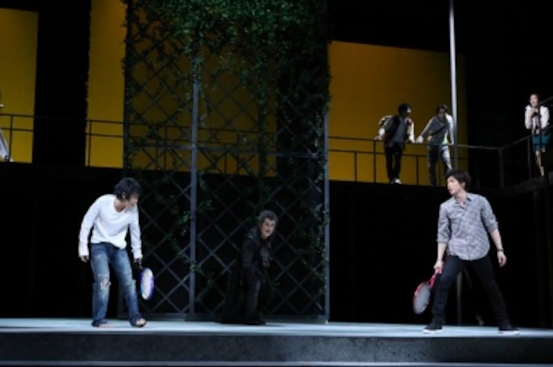 『デスノート』2015年の舞台より。写真提供:ホリプロ