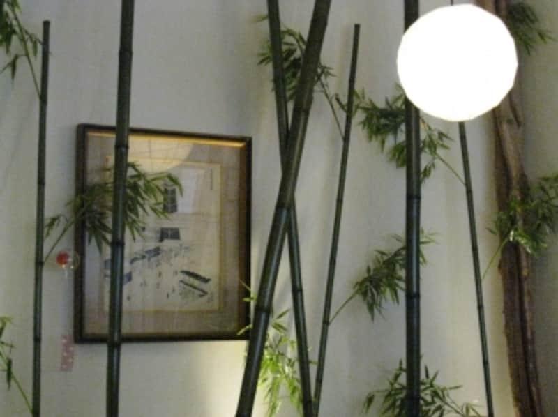 和の喫茶空間、「鐘つき茶房」。