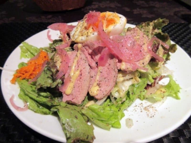 レストランプールトワ前菜