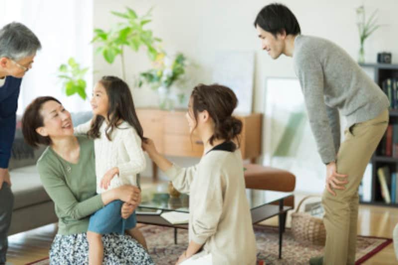 夫の実家、通称・義実家でストレスなく過ごせるコミュニケーション方法は?