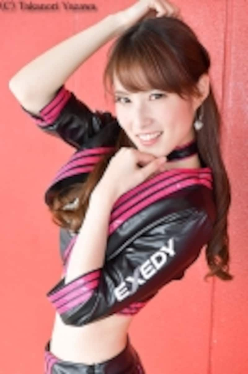 有村優花/2017 EXEDY Racing Girls