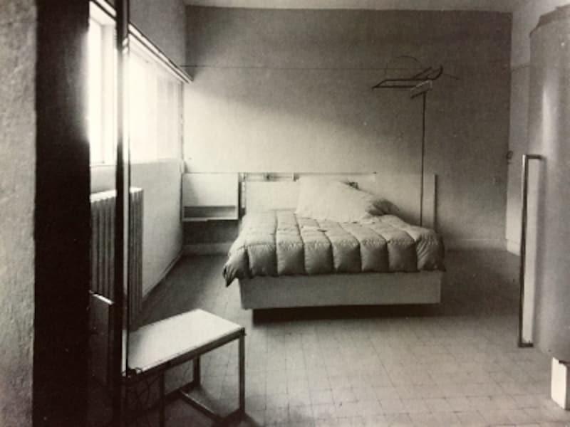 テンペアパヤの主寝室