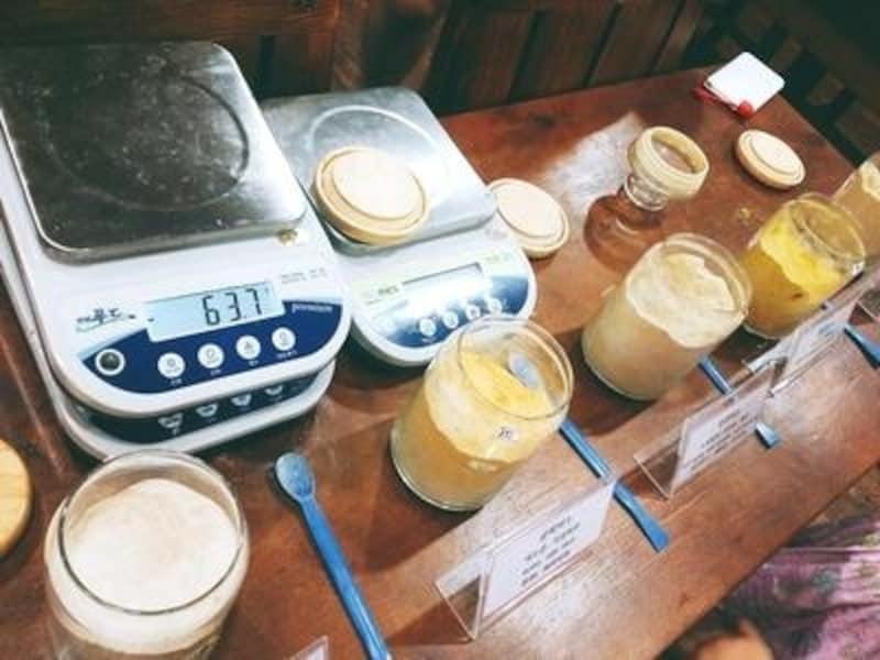 あちこちで韓方が香る韓医薬博物館。体験プログラムで作るものは全て防腐剤フリー。子どもでも使えます