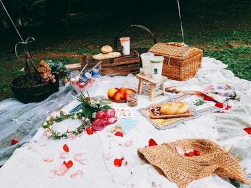 大邱のピクニックカフェ