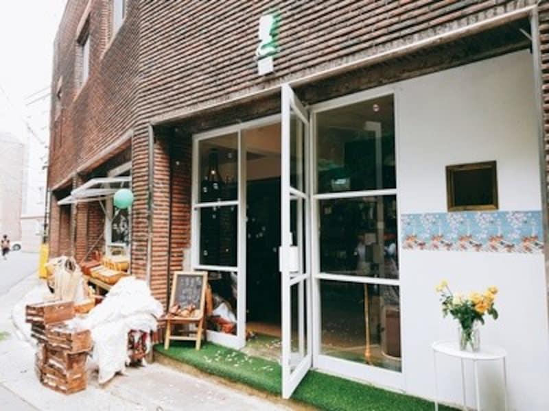 大邱のピクニックカフェ、グリーンフェイスカフェ