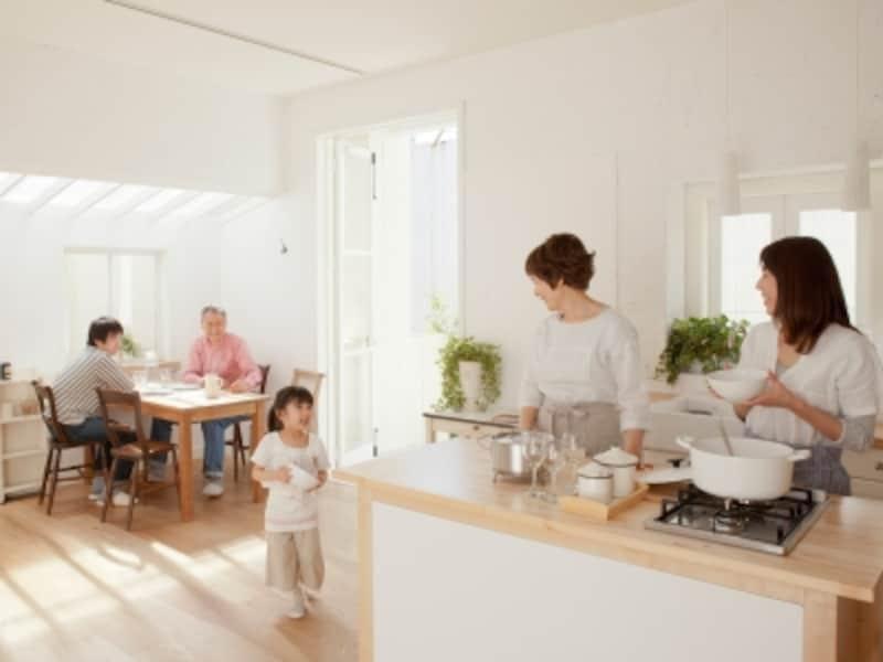独立二世帯住宅