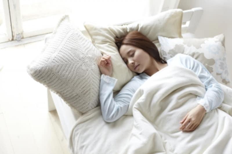 今夜こそぐっすり眠りたい!