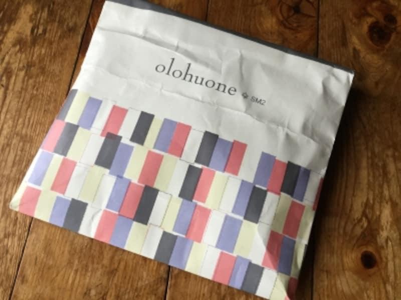 厚みが出がちな紙袋