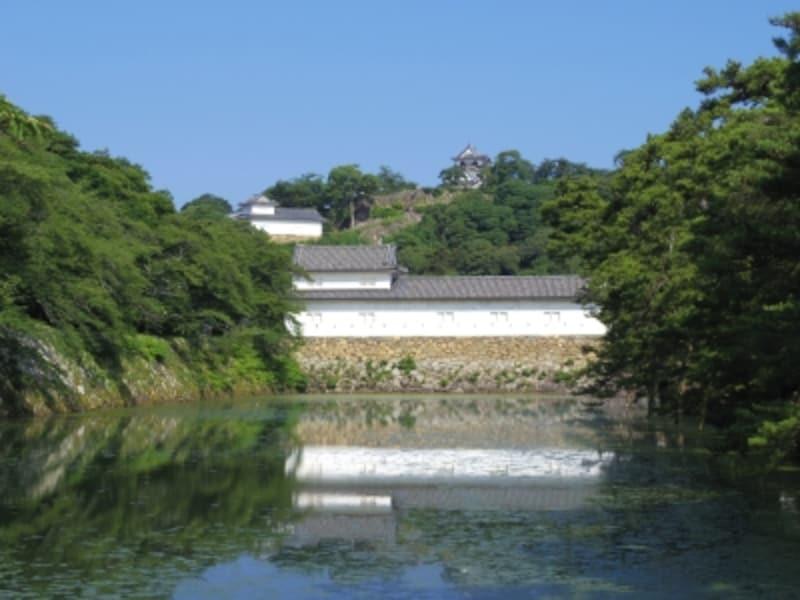 彦根城と佐和口多聞櫓