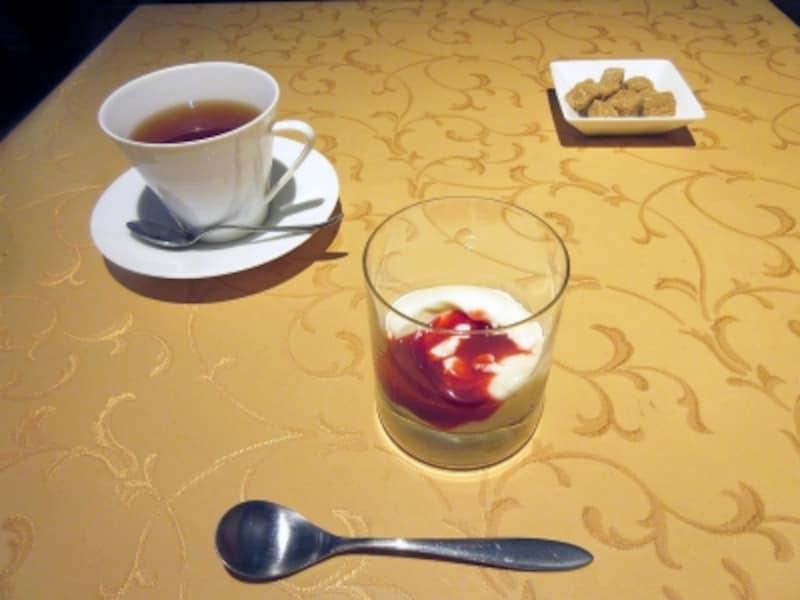 ル・レガル・トワ小さなデザート