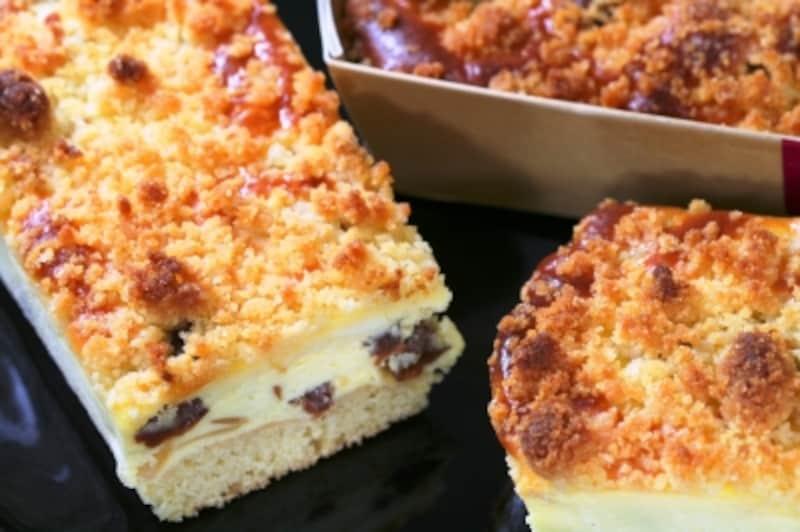 成城石井のスイーツの看板商品「プレミアムチーズケーキ」