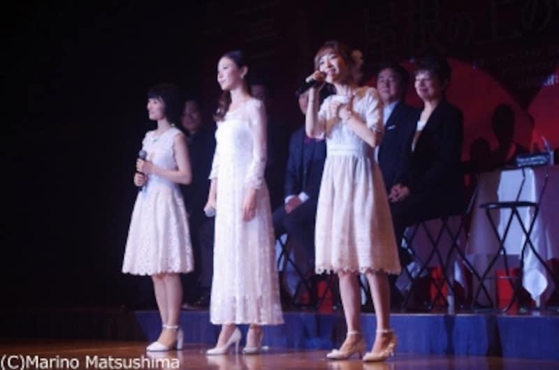 『屋根の上のヴァイオリン弾き』製作発表会見より。(C)MarinoMatsushima
