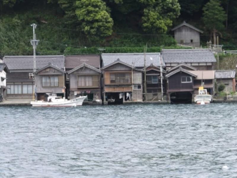 伊根の舟屋(2)