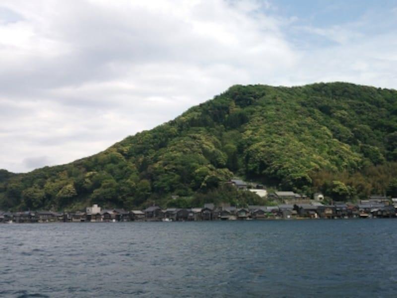 伊根の舟屋(6)