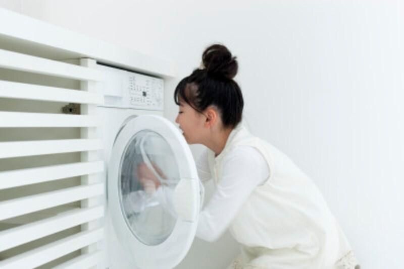 生ゴミと違って洗濯物は腐らない……でもキノコは生えます
