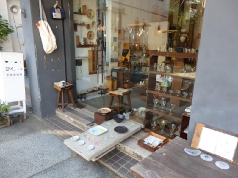 【鎌倉の雑貨屋】GM..外観