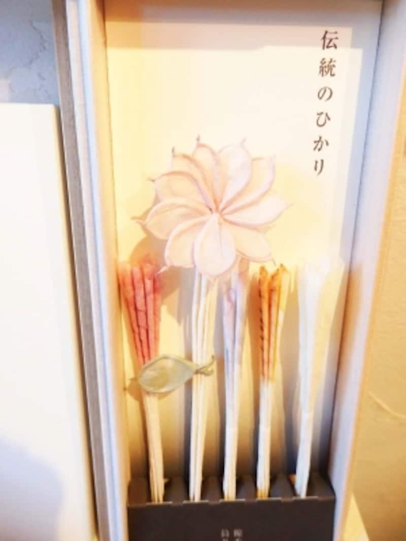 【鎌倉の雑貨屋】国産の、福岡の職人さん手仕事の線香花火