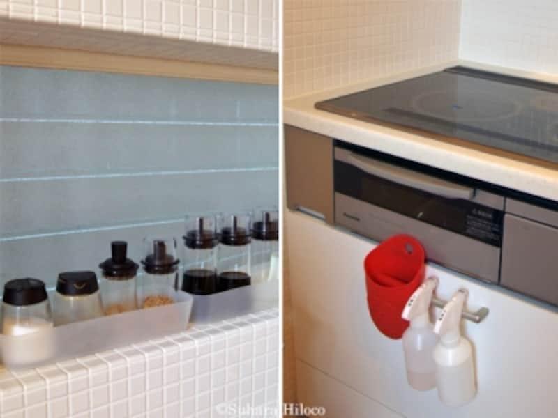キッチン収納テクニック