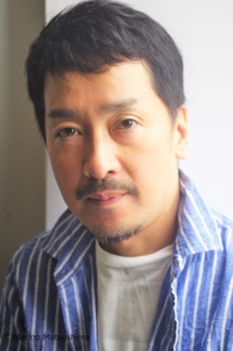 栗原英雄undefined1965年栃木県出身。劇団四季に25年間在籍し、『コーラスライン』リチー等のミュージカルから『ヴェニスの商人』バサーニオ、『エクウス』アラン等のストレートプレイ迄幅広く活躍。退団後は映像、舞台と様々な作品に出演。今後の出演作に『メンフィス』『マタ・ハリ』等。(C)MarinoMatsushima