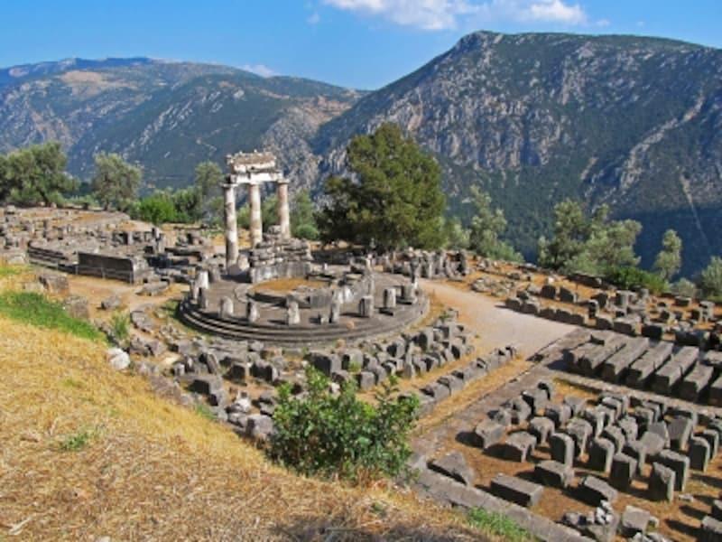アテナ・プロナイアの神域