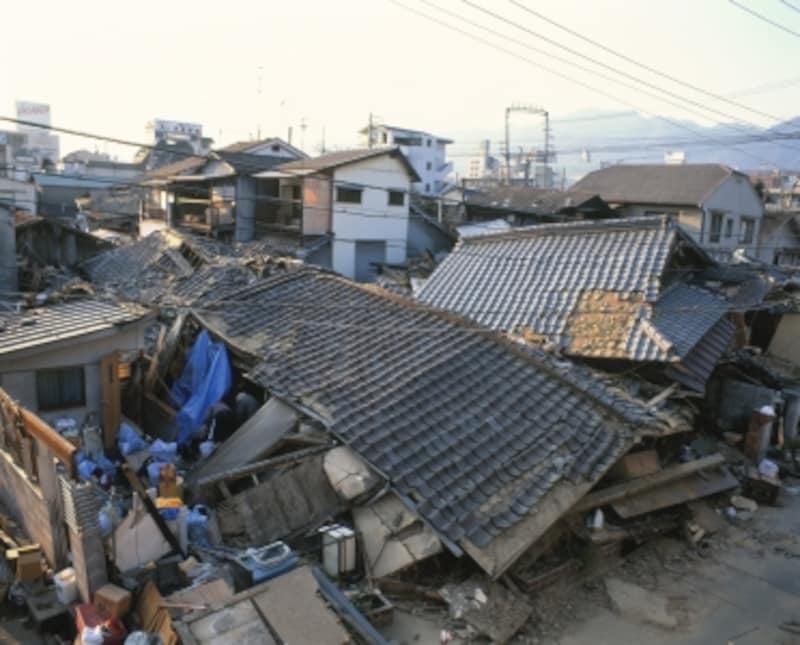 地震保険の全損・大半損・小半損・一部損とは?
