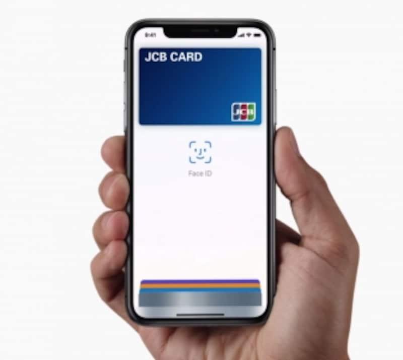 ApplePayの呼び出しはシアドボタンをダブルクリック