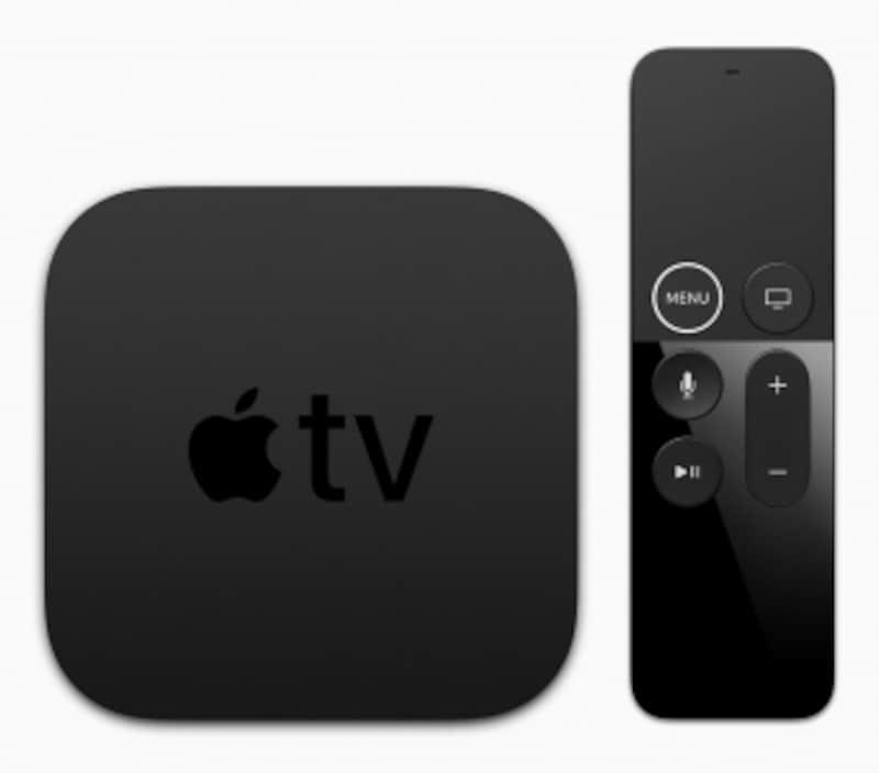 "4KHDRに対応した""AppleTV4K"""