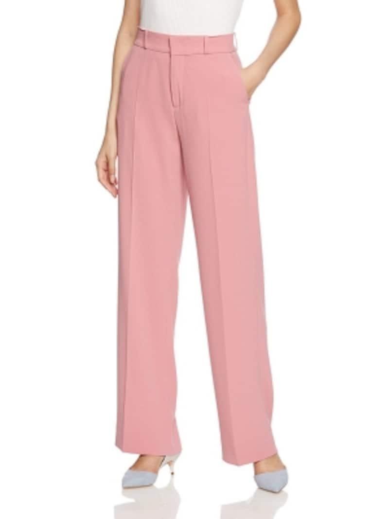 ピンクのストレートパンツ(スタイリング/)styling/ストレートパンツ
