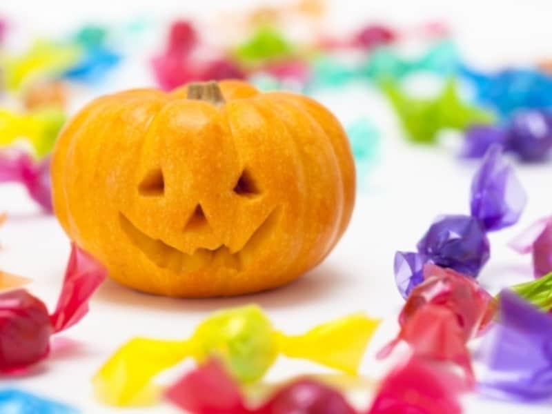 ハロウィンもお祝い10月生まれ
