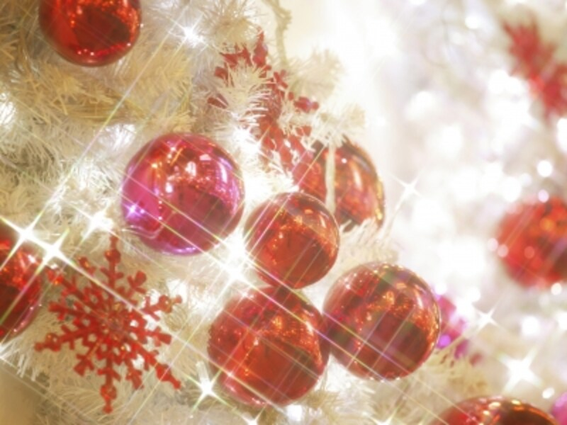 クリスマスムードで華やぐ12月生まれ