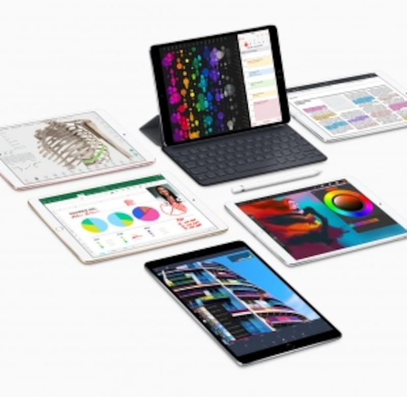 iPadProは、iOS11で大きく変化した