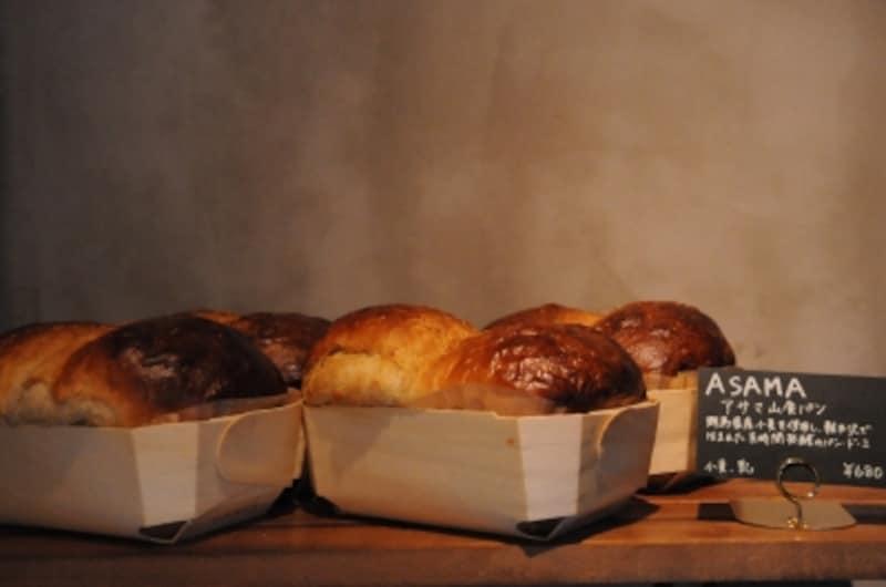 ASAMAundefinedアサマ山食パン