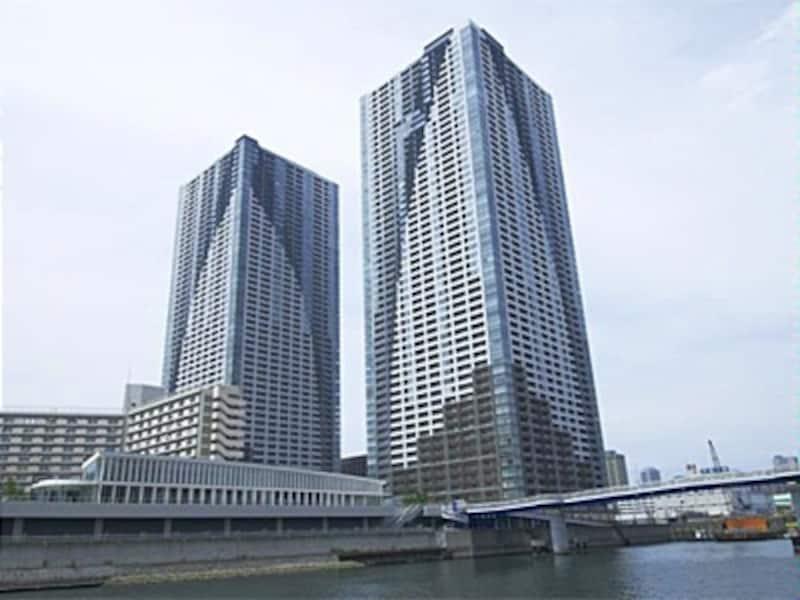 ザ・東京タワーズ外観写真