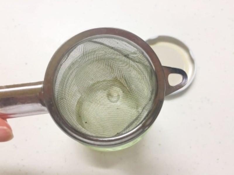揚げ油の処理