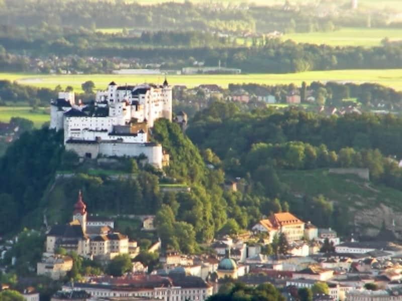 メンヒスベルクの丘