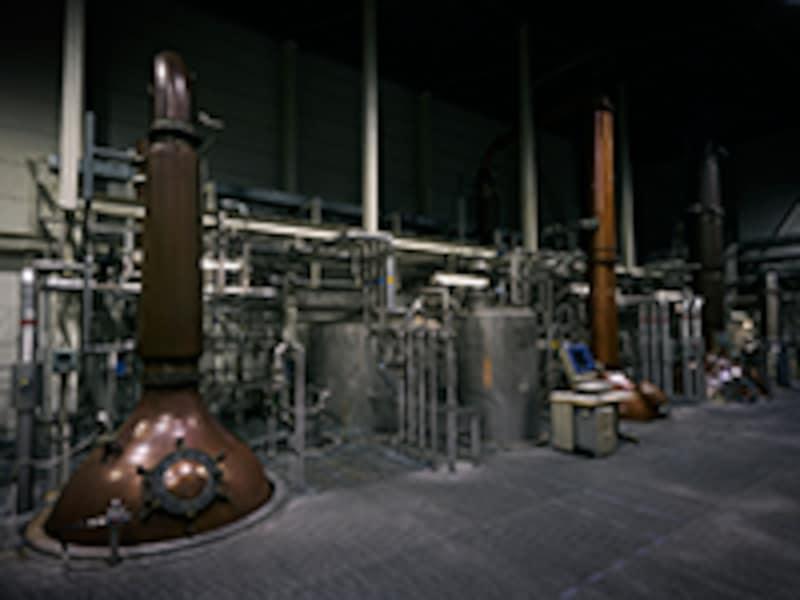 リキュール工房蒸溜器