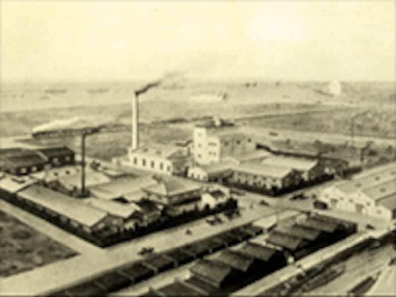 昭和初期の大阪工場