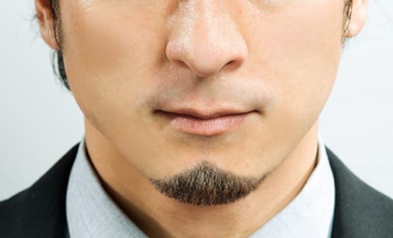 初心者向けのあご髭