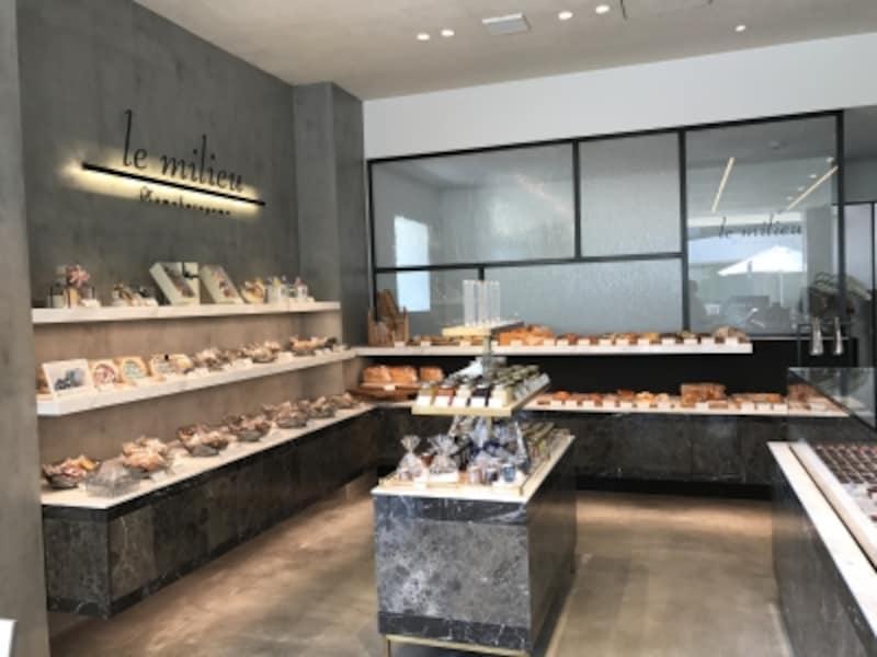 9月9日にリニューアルオープンし、売り場も広くなりました。