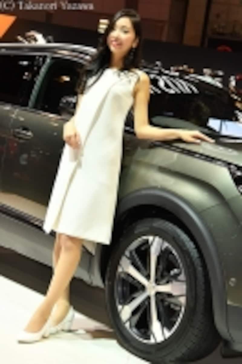 南真琴/Peugeot