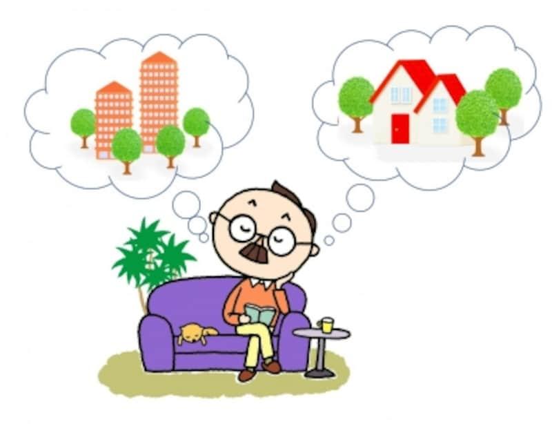 予算が厳しい場合は無理をせず、中古マンションや戸建て住宅も視野に入れて