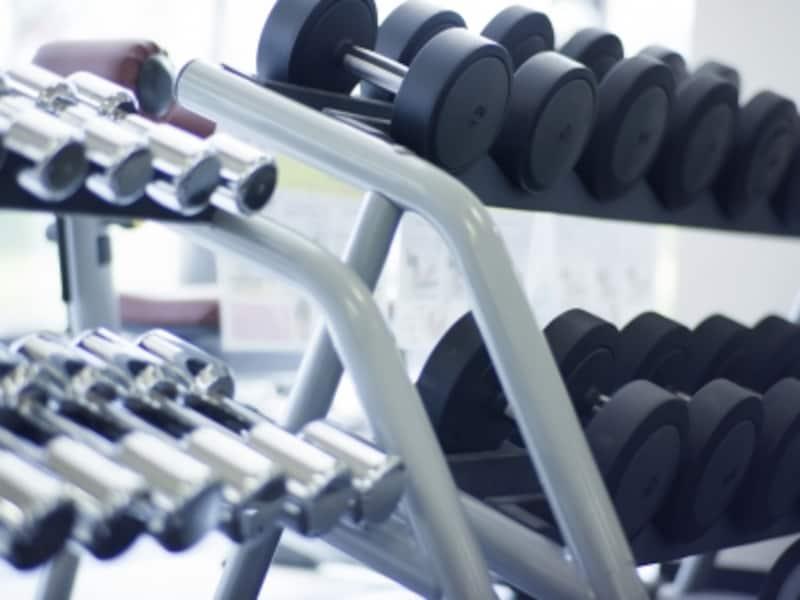 ダンベルの適正重量とは?