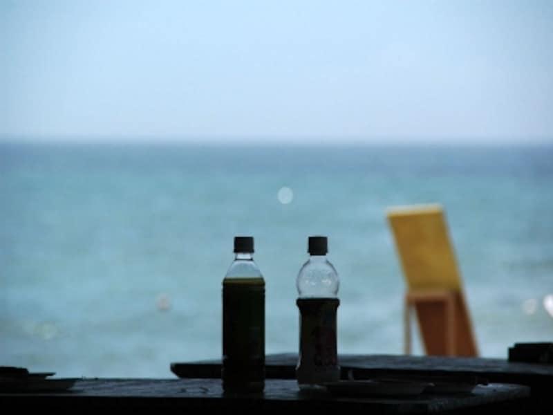 3つの海が歓迎してくれる島暮らし