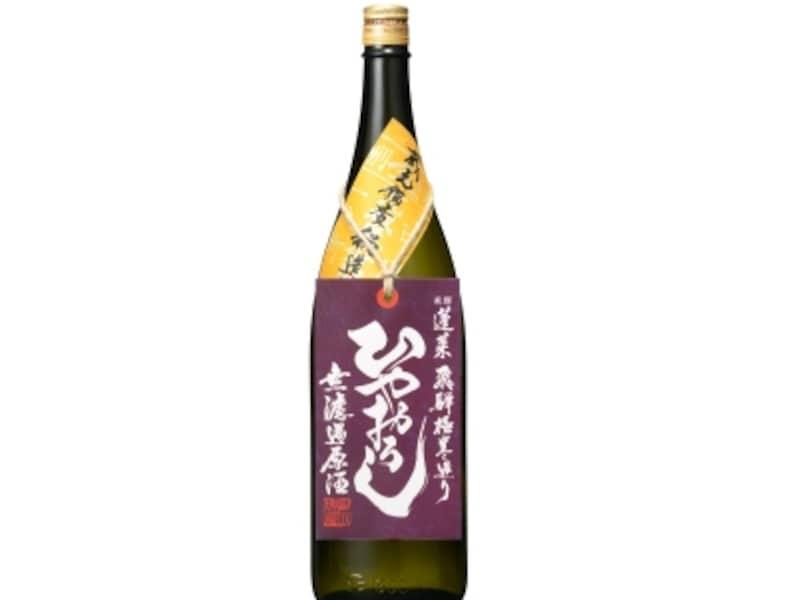 蓬莱undefinedひやおろしundefined蔵元鑑査(渡辺酒造)