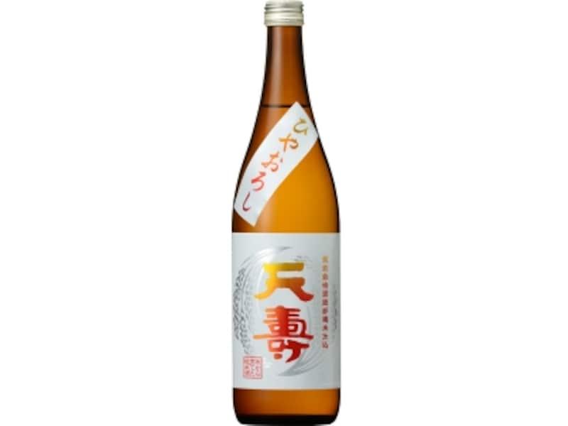 米から育てた純米酒undefinedひやおろし(天寿酒造)