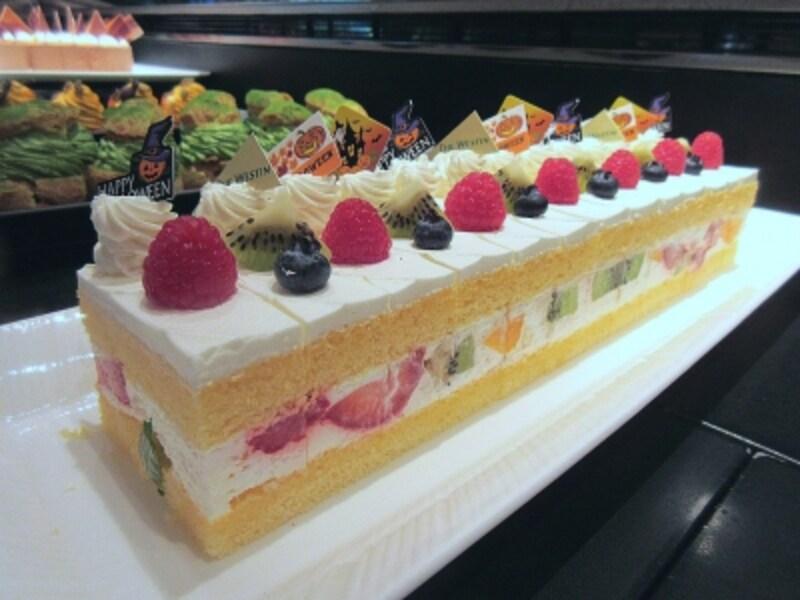 ザ・テラスフルーツショートケーキ