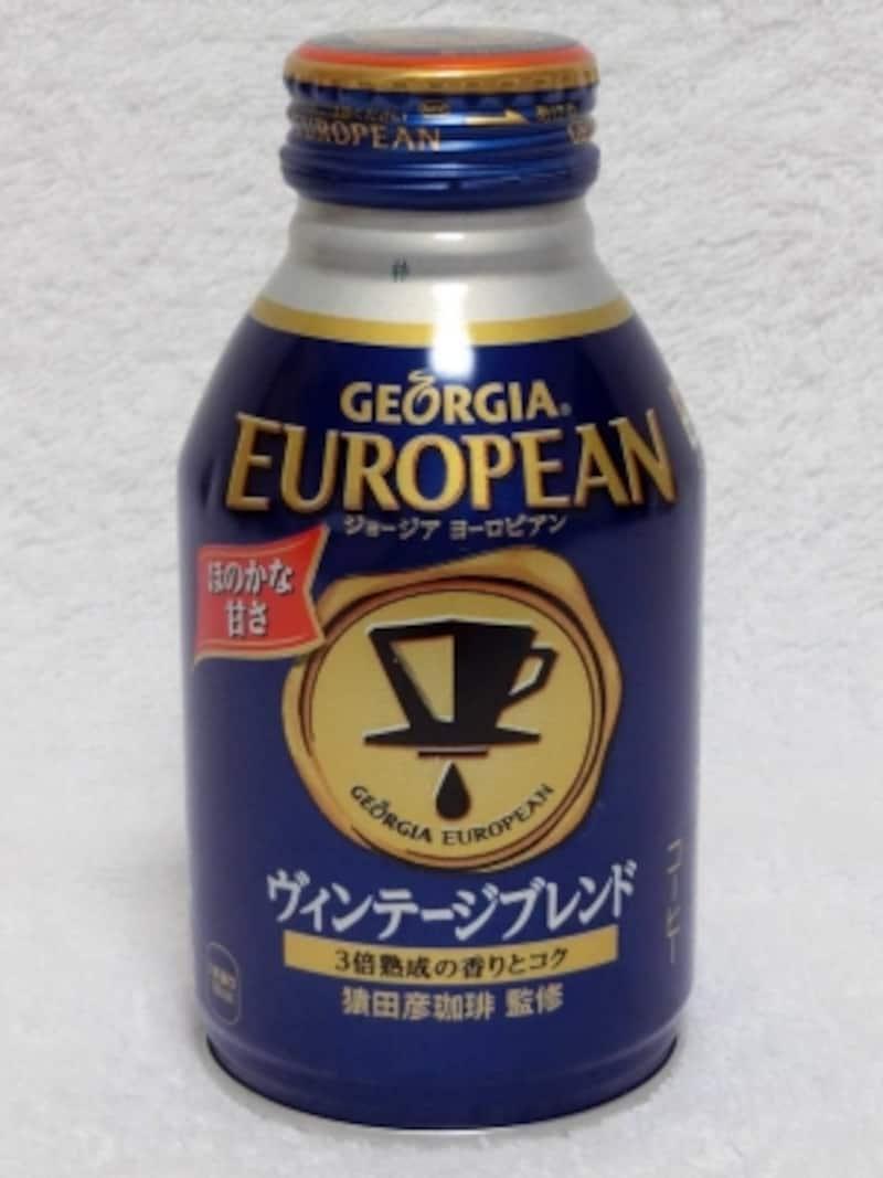 コカ・コーラジョージアヨーロピアンヴィンテージブレンド